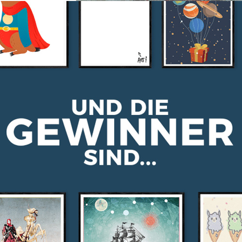 Zum Spreadshirt Poster Contest Blog