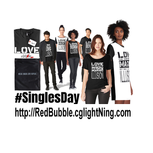 redbubble - singles day